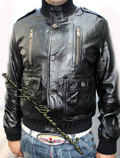 Кожаные Куртки Gucci